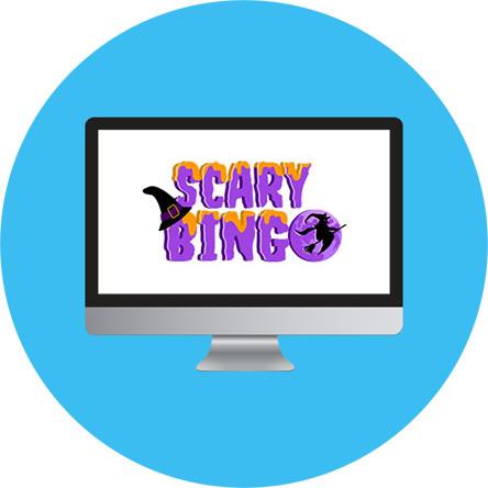 Scary Bingo Casino - Online Bingo