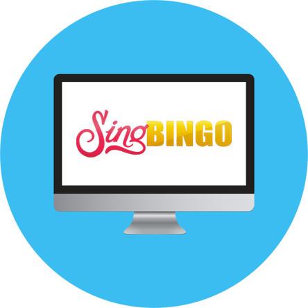 Sing Bingo - Online Bingo