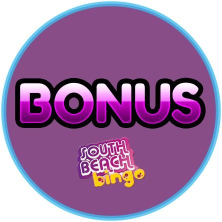 Latest bingo bonus from South Beach Bingo Casino