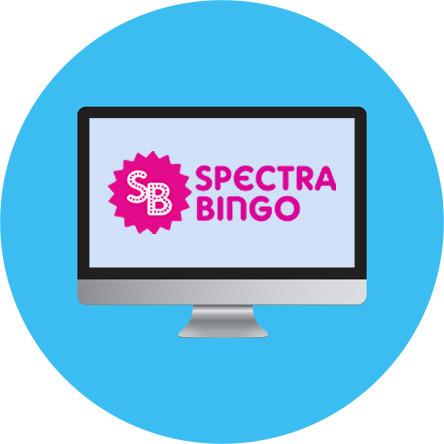 Spectra Bingo - Online Bingo