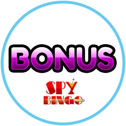 Latest bingo bonus from Spy Bingo Casino