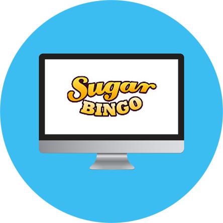 Sugar Bingo - Online Bingo