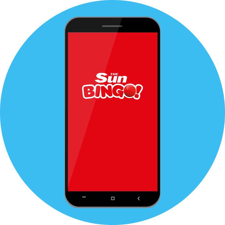Mobile Sun Bingo