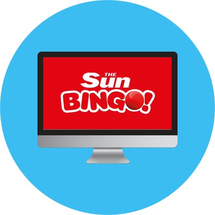Sun Bingo - Online Bingo