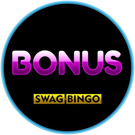 Latest bingo bonus from Swag Bingo Casino
