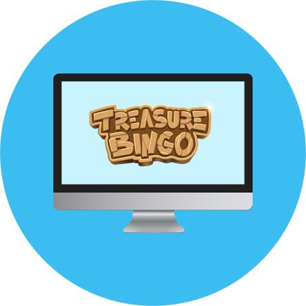 Treasure Bingo - Online Bingo