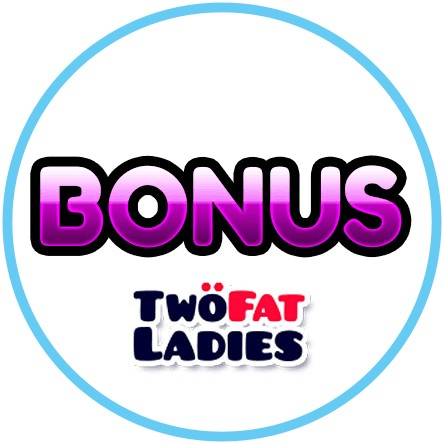 Latest bingo bonus from Two Fat Ladies Bingo