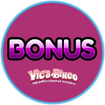 Latest bingo bonus from Vics Bingo Casino