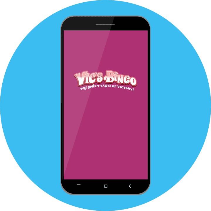 Mobile Vics Bingo Casino