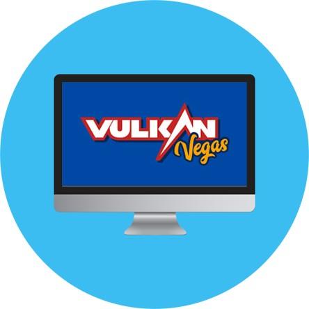 Vulkan Vegas Casino - Online Bingo