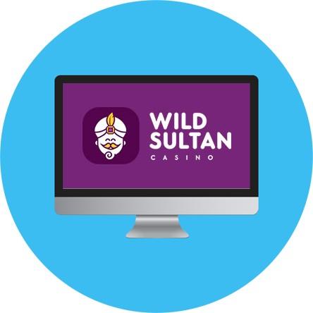 Wild Sultan Casino - Online Bingo