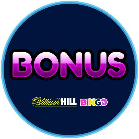 Latest bingo bonus from William Hill Bingo