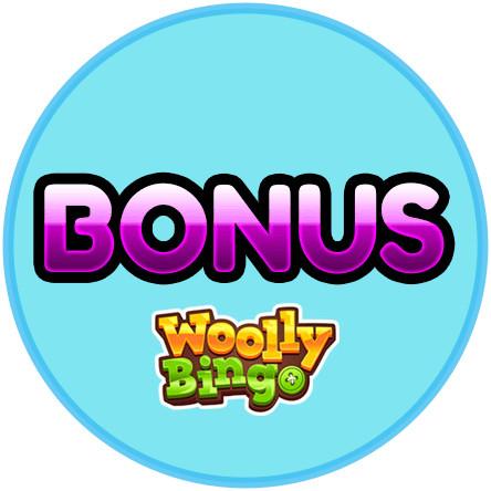 Latest bingo bonus from Woolly Bingo