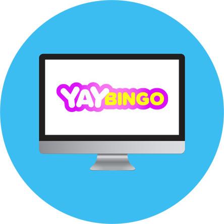 Yay Bingo Casino - Online Bingo