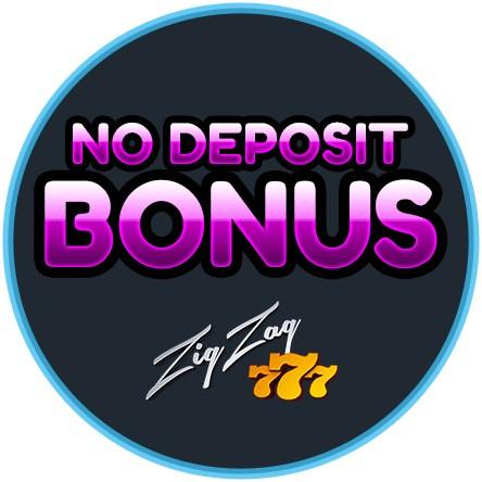 ZigZag777 Casino - no deposit bonus