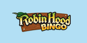 Latest Bingo Bonus from Robin Hood Bingo